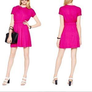 Kate Spade Fuschia Cotton Dress